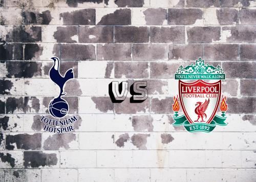 Tottenham Hotspur vs Liverpool  Resumen y Partido Completo