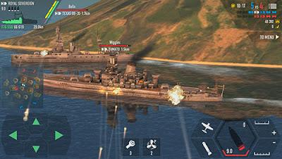 Download Battle Of Warships v1.66.11 Mod Apk (Unlimited Money) Apk + Data