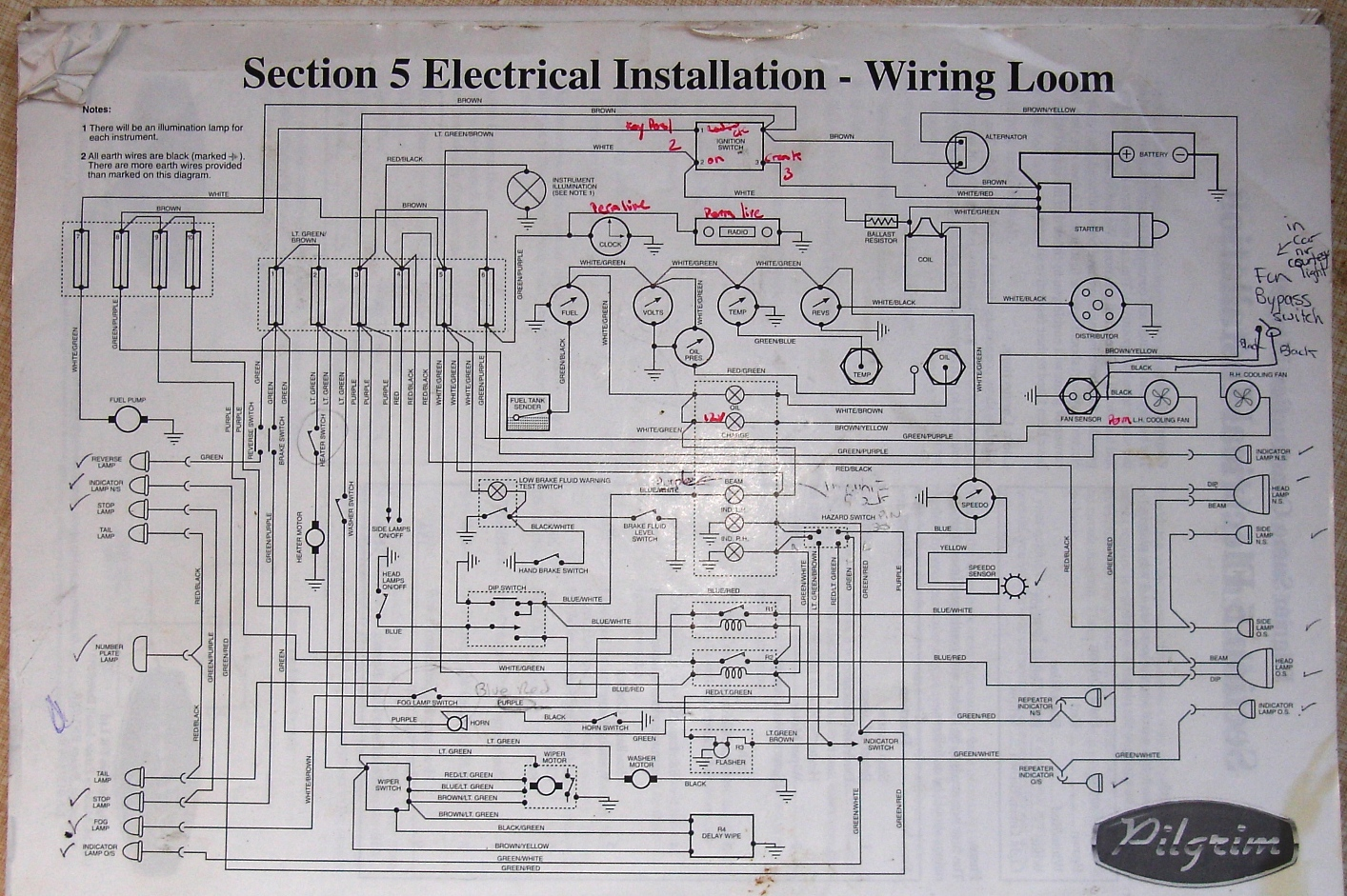 Miraculous Wiring Diagram For Ac Cobra Kit Car Wiring Library Wiring 101 Kwecapipaaccommodationcom
