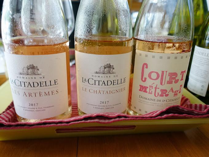 Domaine de la Citadelle Rosé Wines