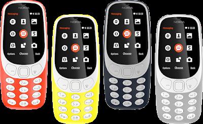 New nokia 3310 design