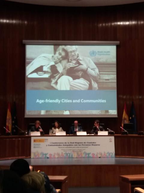I Conferencia Hispana de Ciudades Amigables con las Personas Mayores
