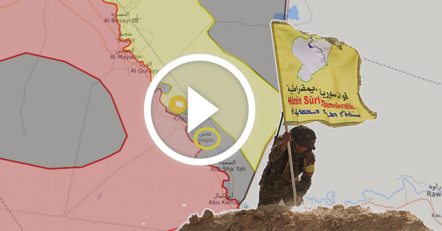 DSG QSD Suriye Demokratik Güçleri Rojava IŞİD DAEŞ