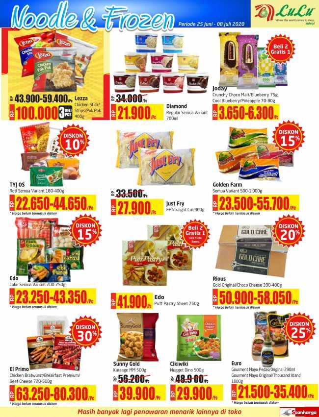 Katalog Promo LULU Supermarket 25 Juni - 8 Juli 2020 5