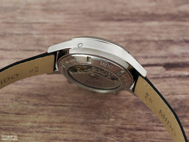 Mido Multifort Patrimony Chronograph