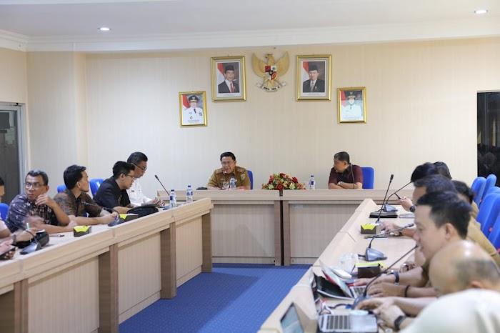 Sulawesi Tenggara Belajar ke Pemprov Lampung Sharing Penerapan e-planning dan e-budgeting