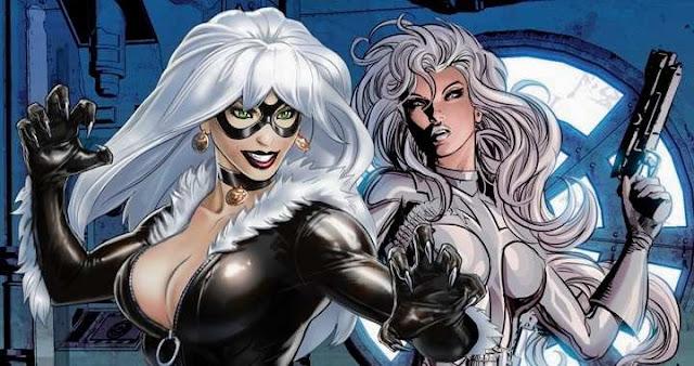 Película de Spider-Man de Silver Sable y Black Cat