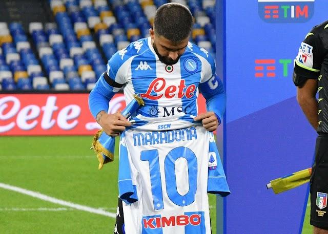 Napoli Maradona 2020-21 Kits