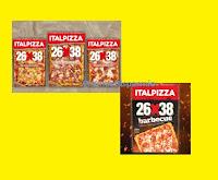 Coupon da stampare gratis Italpizza ottobre 2021
