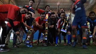 Pererat Silaturahmi Antar Wartawan Herman Khaeron Gelar  Turnamen Futsal Yang Ke 4