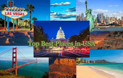 best places in usa