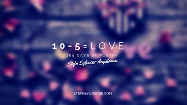 10 - 5 = Love