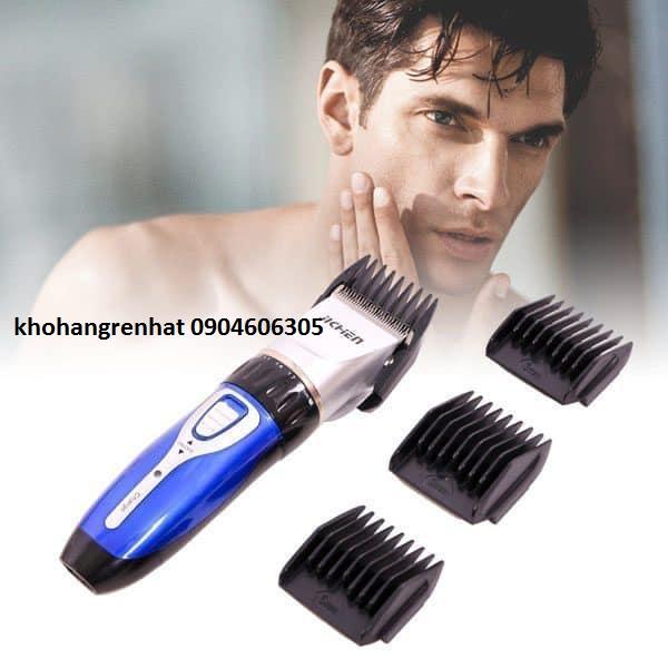 Trọn bộ tông đơ jchen cắt tóc tiện lợi