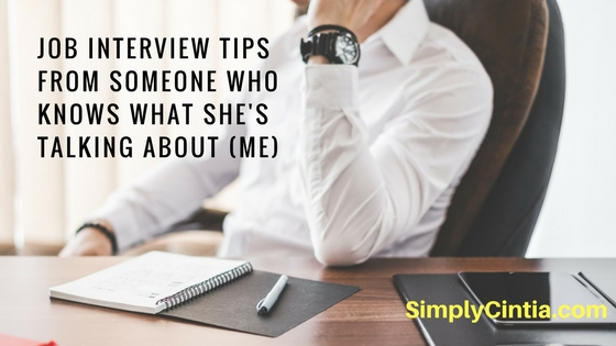 stay at home mom going back to work interview tips
