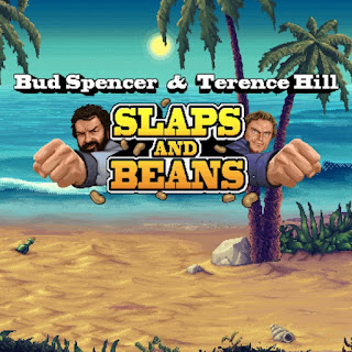 Bud Spencer & Terence Hill - Slaps And Beans+pixel art+pc+game