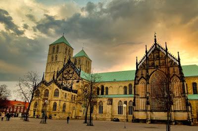 Sankt-Paulus-Dom zu Münster Wf
