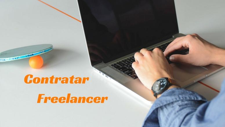 contratar freelancer