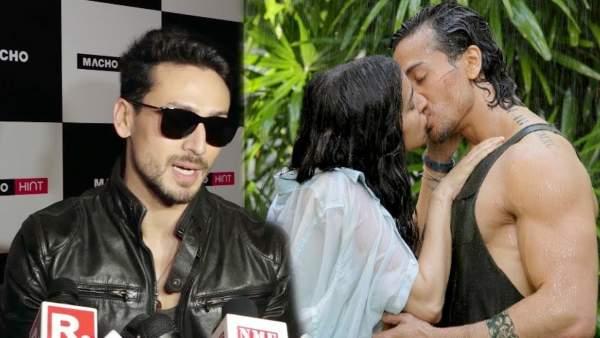 Ananya Pandey Kissing
