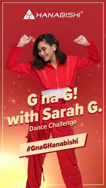 Win Hanabishi Appliances in G na G with Sarah G  Dance Challenge