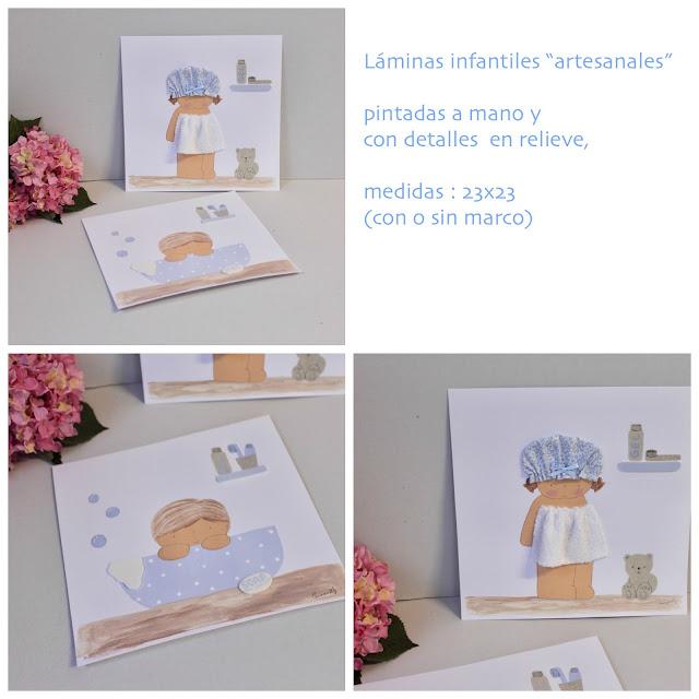 LÁMINAS INFANTILES PARA DECORAR