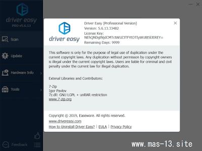 Download Driver Easy Pro 5.6.13 Terbaru Full Keygen