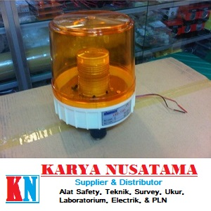 Jual Lampu Rotary Blitz LED 220 Volt di Surabaya
