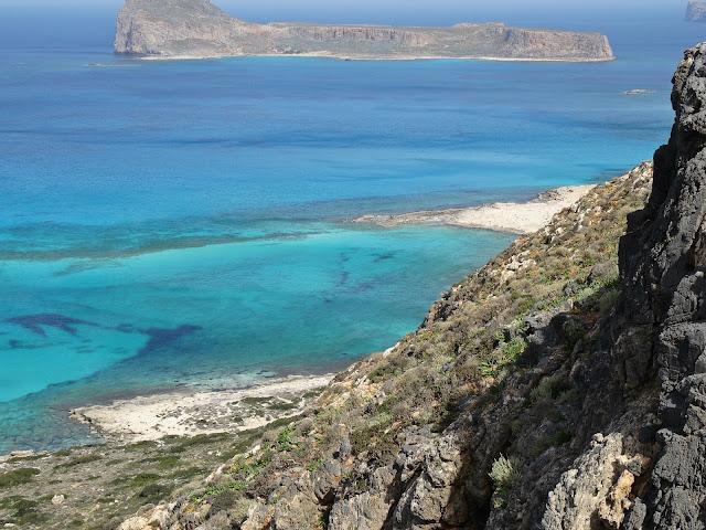 jaka plaża na lagunie Balos