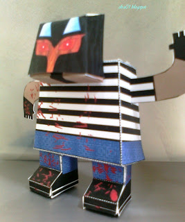 paper toy mexicano
