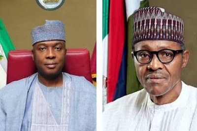 Here's How Presidency Reacted As Saraki Dumped APC