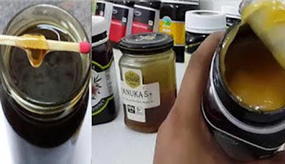 Παντού πουλάνε ΝΟΘΕΥΜΕΝΟ μέλι - Δείτε πως θα καταλάβετε τη διαφορά με ΑΥΤΟ το απλό κόλπο...