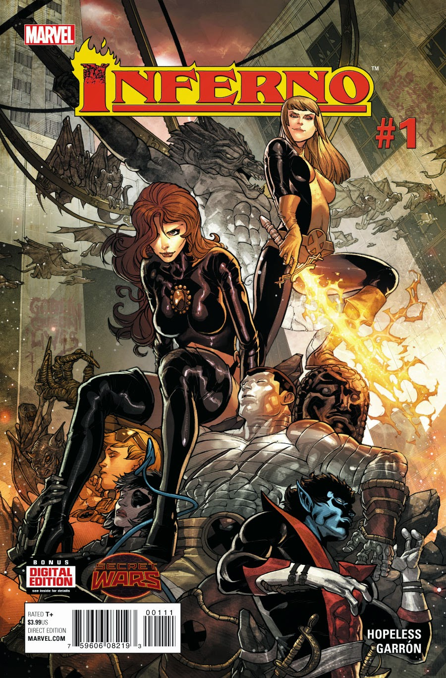 Secret Wars: Inferno #1