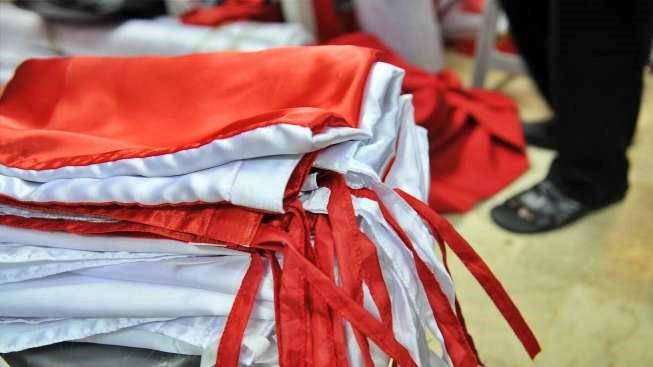 Pembuatan Bendera Bordir & Sablon Gorontalo