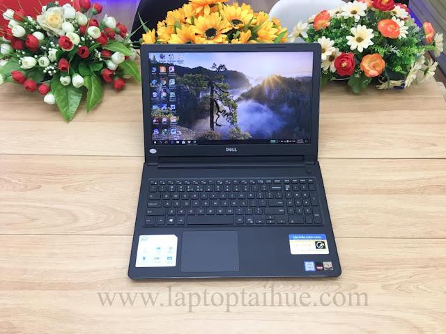 Dell V3568 i5 7200u-4Gb-1000Gb-15,6-Vga2Gb