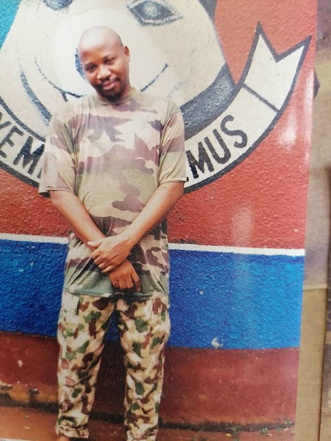 Alleged Suspects Involved In Ebonyi Bullion Van Robbery Were Dismissed Soldiers ...Nigerian Army