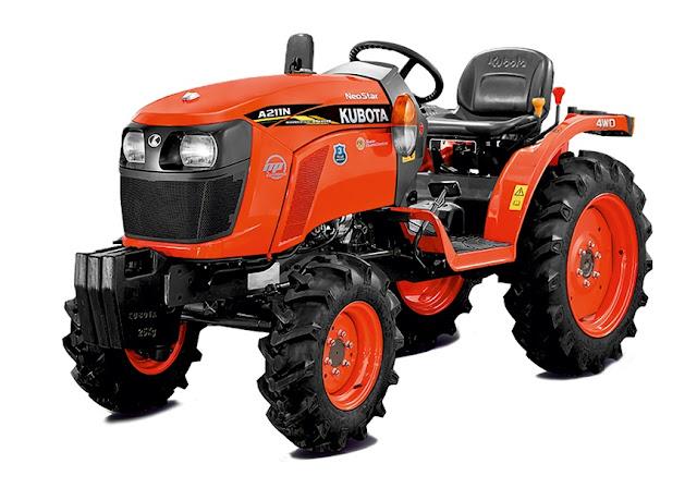 Kubota Neostar chota tractor