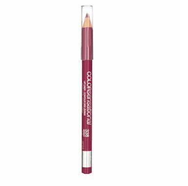 Creion buze Maybelline New York Color Sensational 338 Midnight Plum, 4.4 g