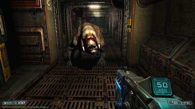 Doom 3 ganha versão pra Playstation VR