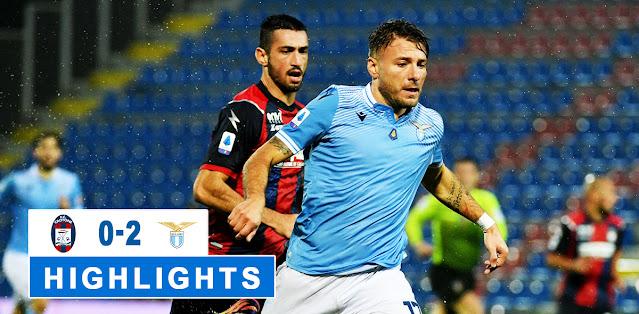 Crotone vs Lazio – Highlights