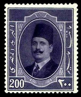 1915 Egypt King Fuad