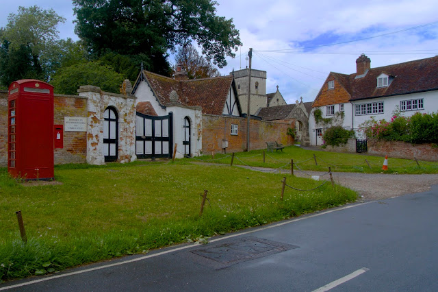 betchworth house and church