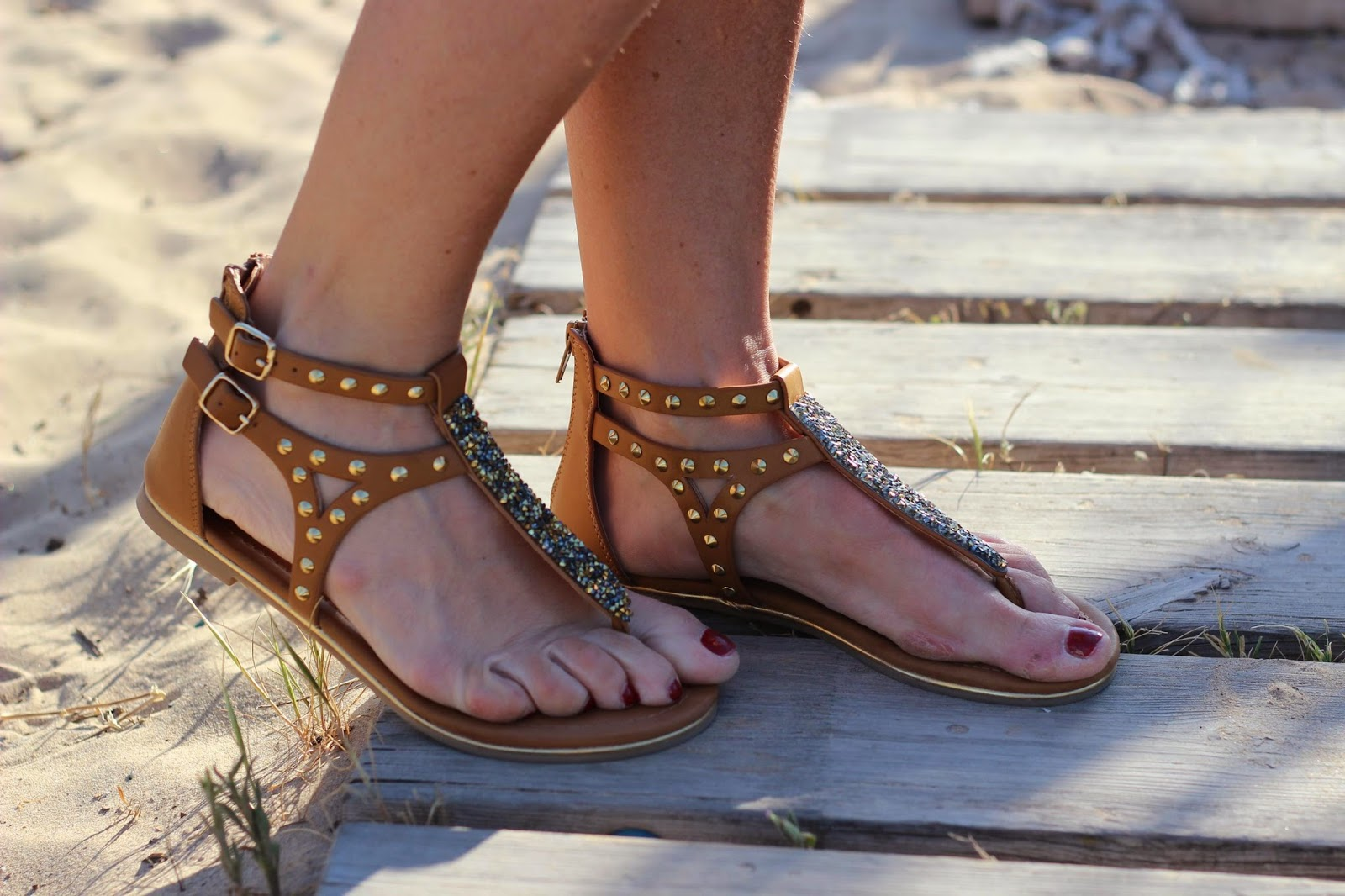 Sandalias de Buffalo London Spring Summer 2014