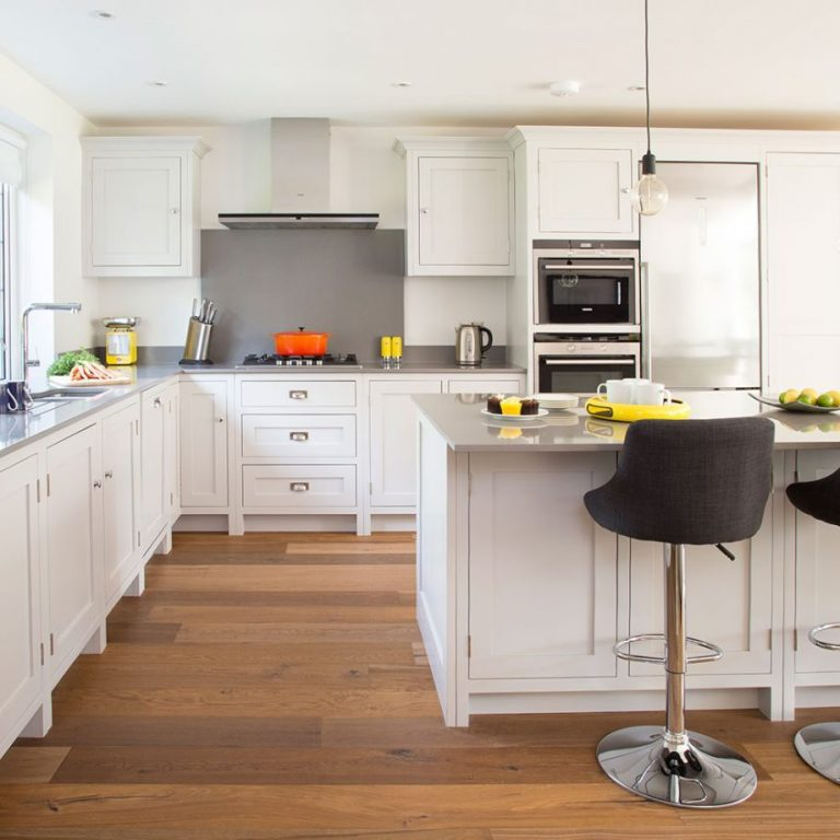 Beautiful White Kitchen Ideas