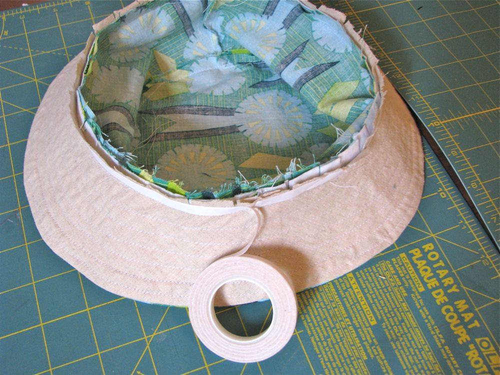 18d5d5e5581 Summer Bucket Hat for Elliot - Made By Rae
