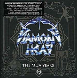 "DIAMOND HEAD : ""The MCA Years"" 2009"