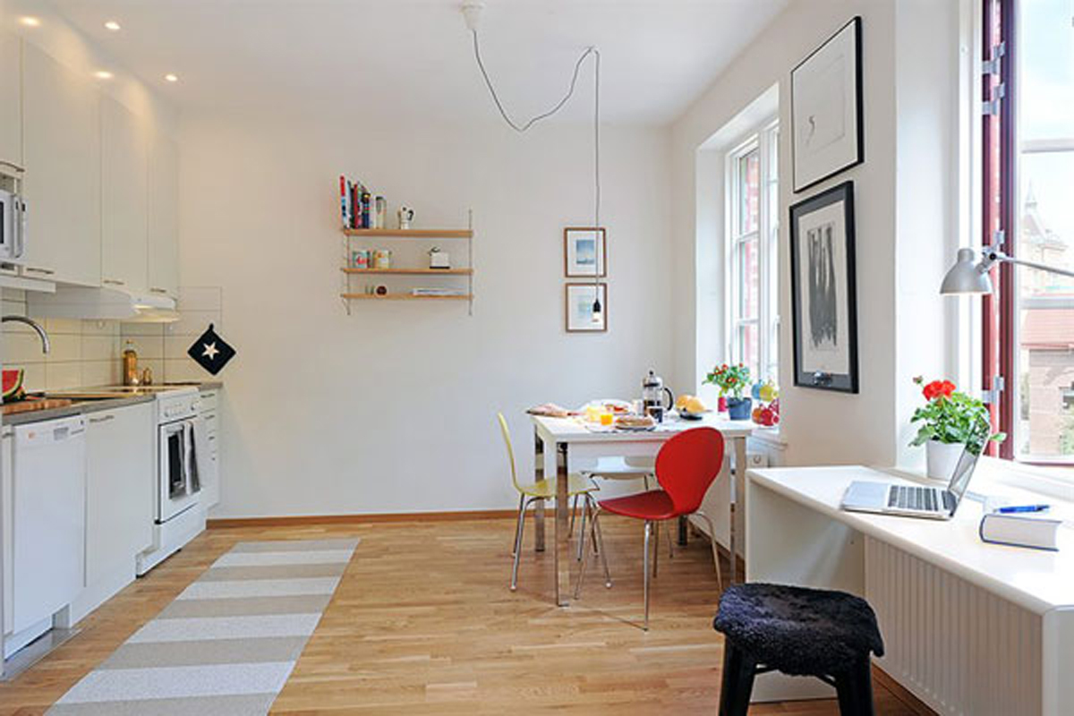 Home Priority: Small Studio Apartment Round Up for Bachelor