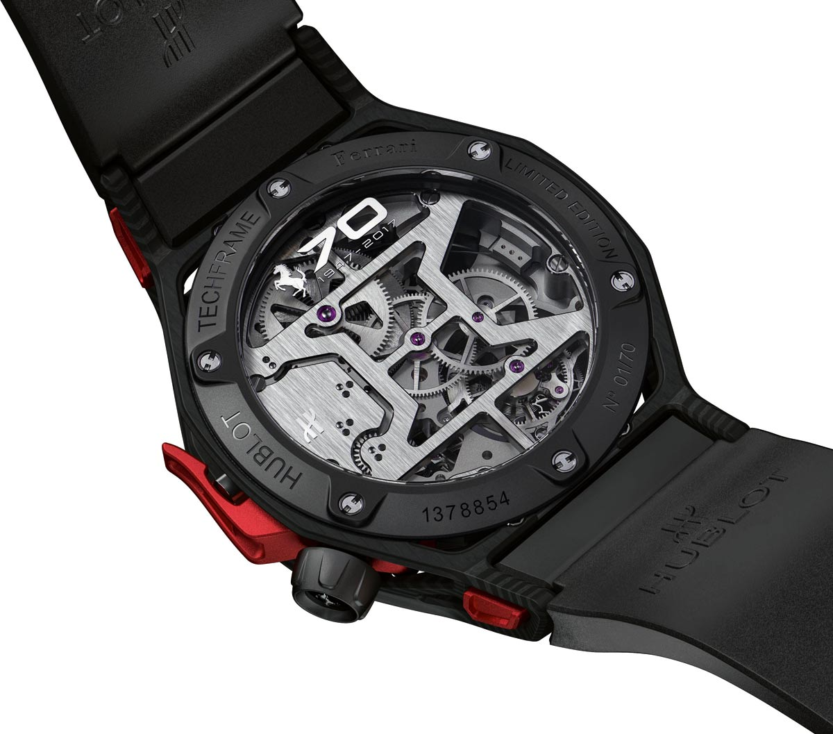 can red with does la ferrari latest hublot sapphire price buy how baselworld much mp laferrari circa watches begins s a race watch cost men who
