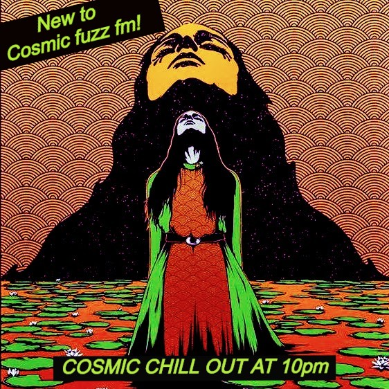 Cosmic Radio Drone and chill at 10