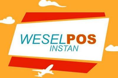 Transfer Uang Lewat Weselpos Instan di Kantor Pos