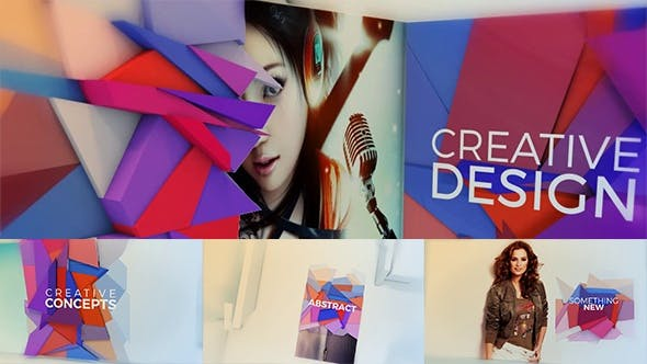 Abstract Colorful Display[Videohive][After Effects][18151636]