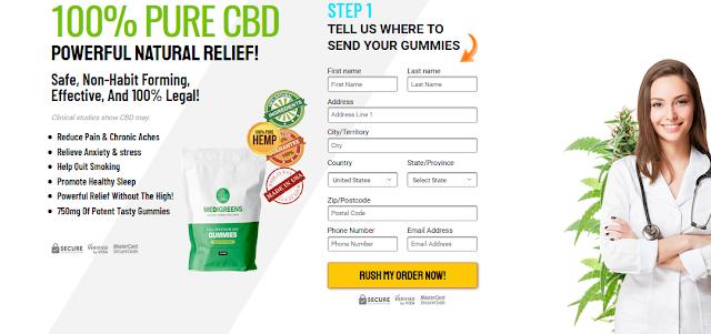 MediGreens CBD Gummies – Organic & 100% Pure MediGreens CBD Gummies For  Better Health!   homify